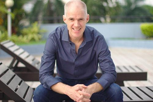 Ryze CEO Adrian Scott, Ph.D. Founding Investor, Napster